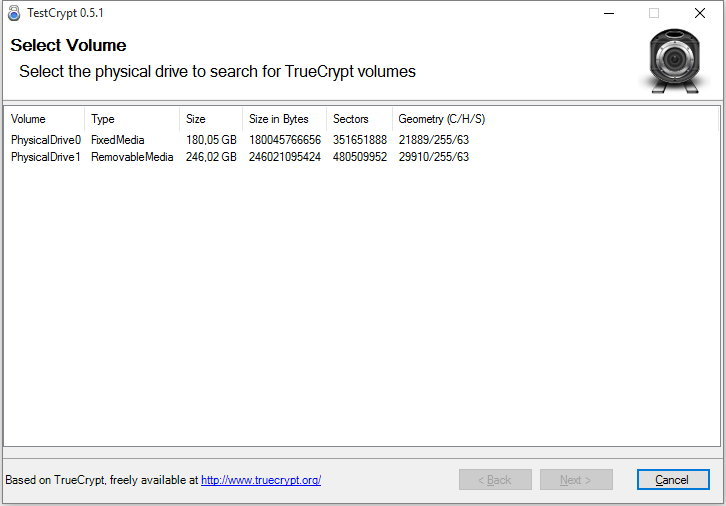 Can you help me with testcrypt analyzer result? | ComputerBase Forum