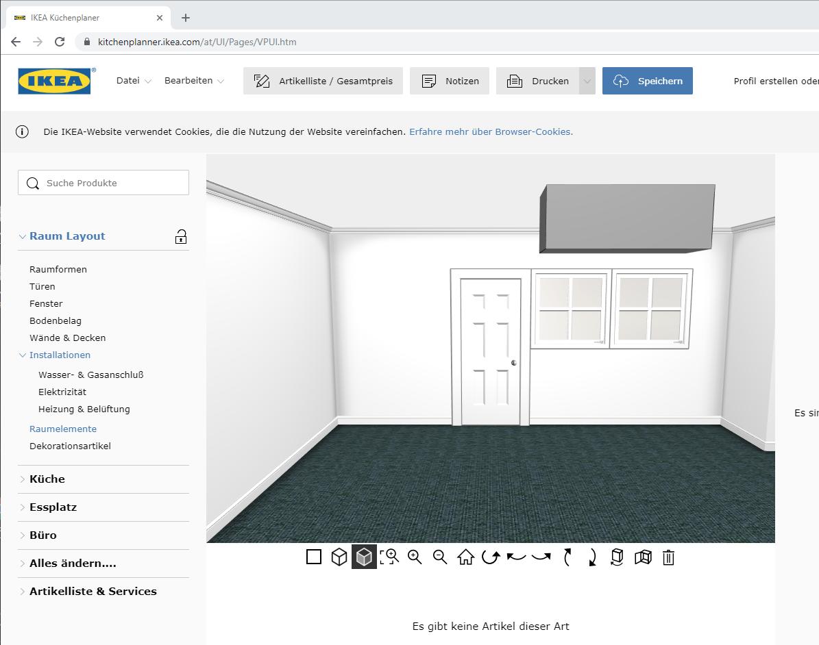 Ikea Küchenplanungstool | ComputerBase Forum