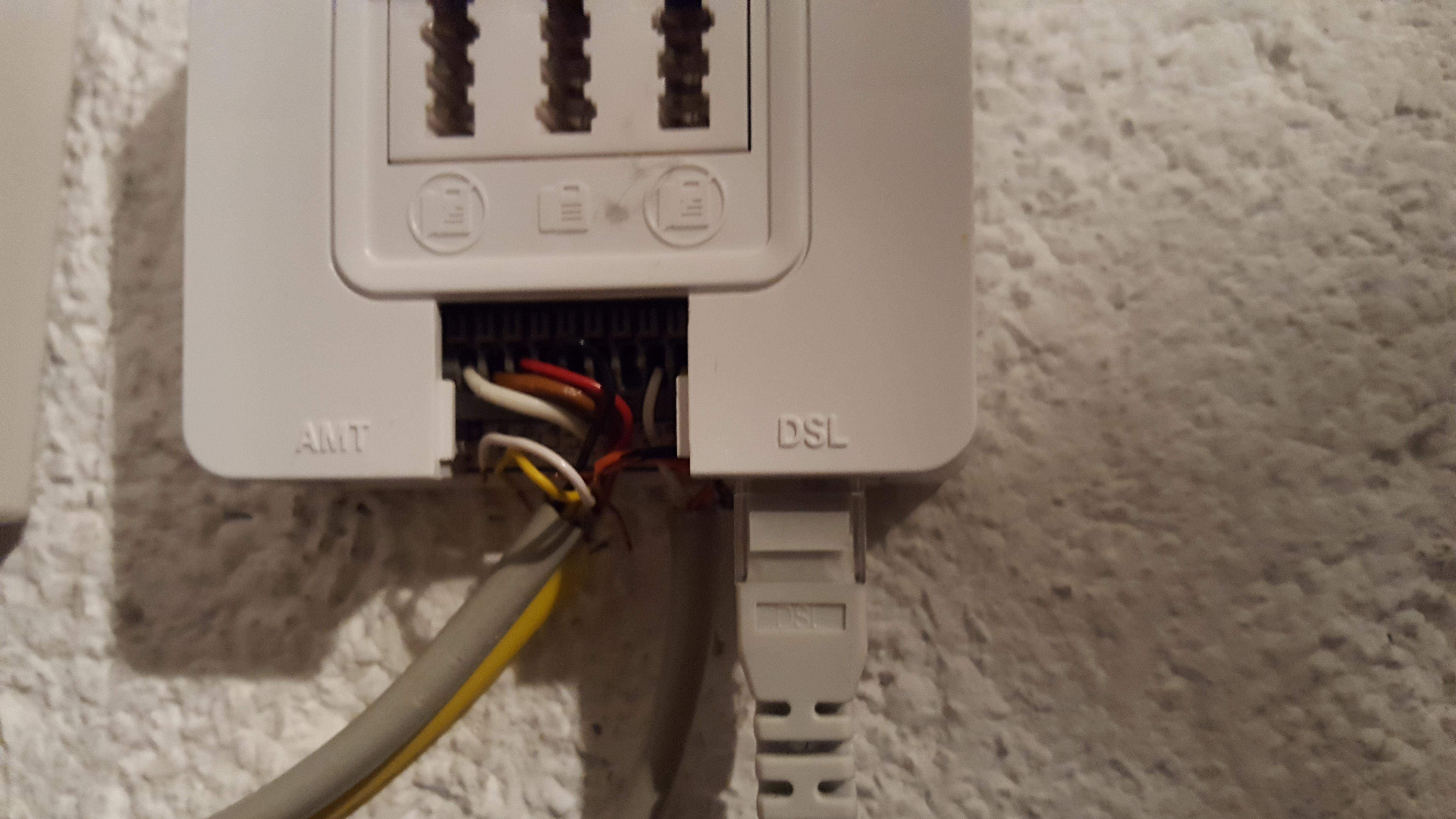 Telekom Splitter entfernen | ComputerBase Forum