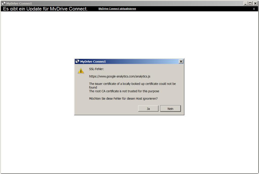 Plötzlich Zertifikatsfehler mit allen Browsern ? | ComputerBase Forum