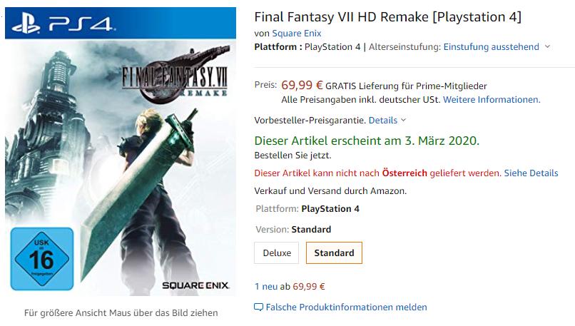 2019-12-10 13_18_30-Final Fantasy VII HD Remake [Playstation 4]_ Amazon.de_ Games.png