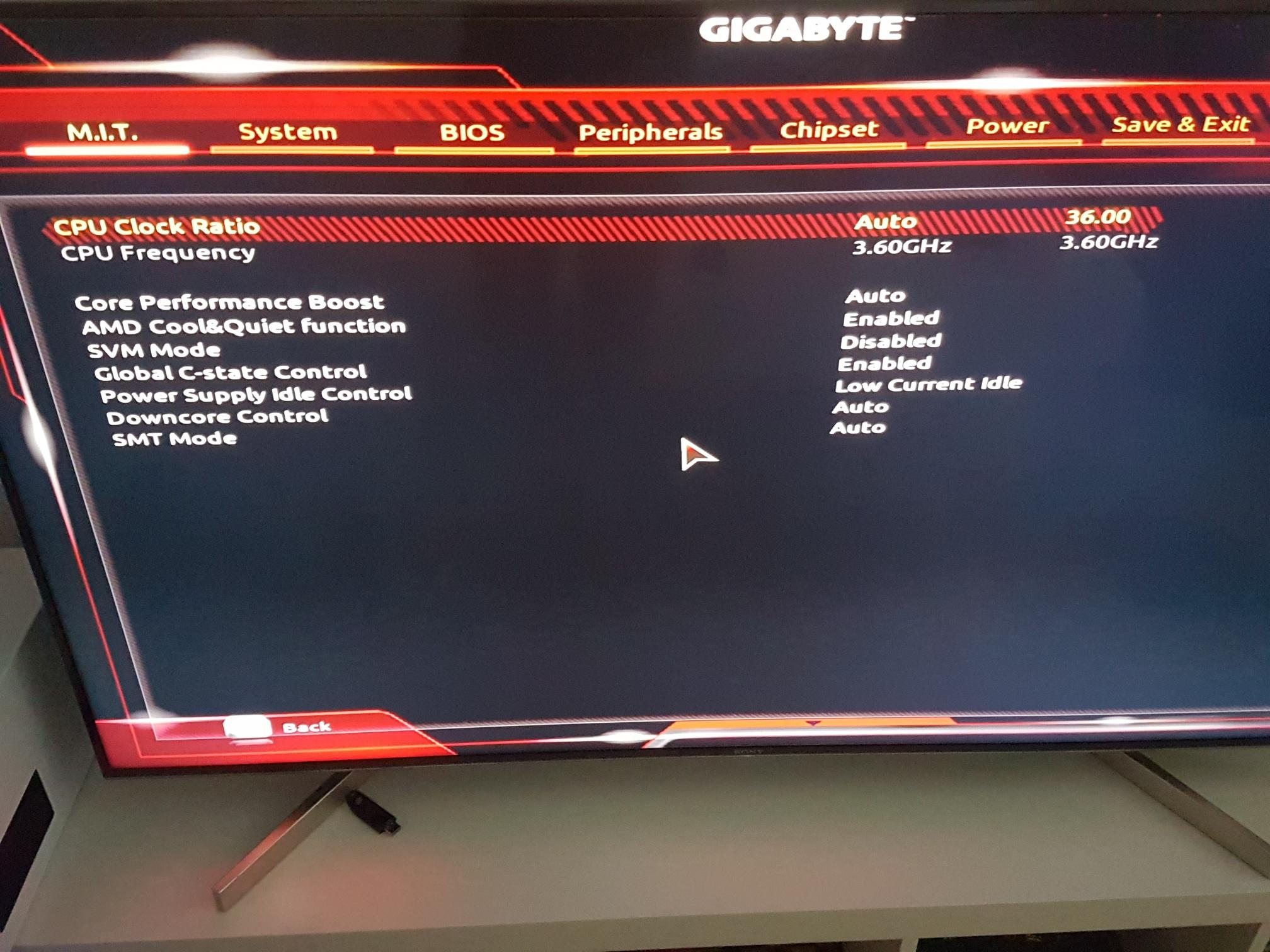 Ryzen 2400G ständig Video TDR Failure | ComputerBase Forum
