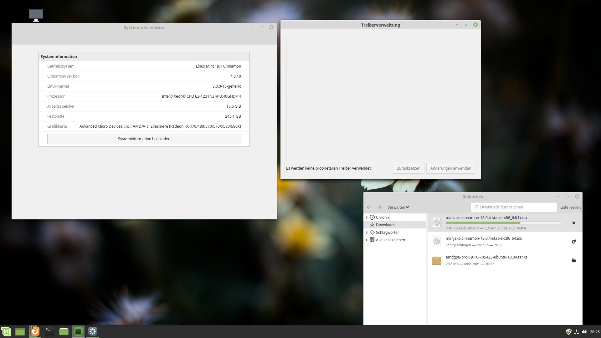 Welches Linux mit nativem AMD-GPU PRO Treiber v18 30 - v18