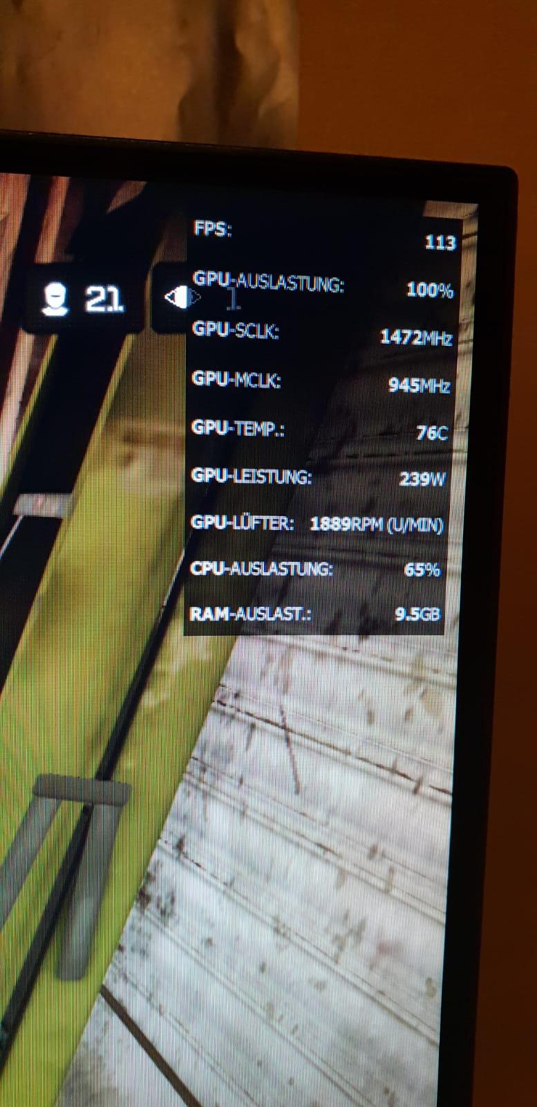 Low FPS AMD Vega 64 | ComputerBase Forum
