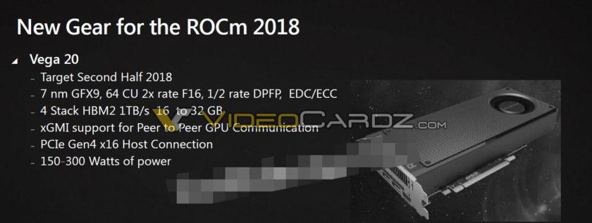 Klicke auf die Grafik für eine größere Ansicht  Name:AMD-VEGA-20-specifications-840x317.jpg Hits:795 Größe:53,5 KB ID:613287
