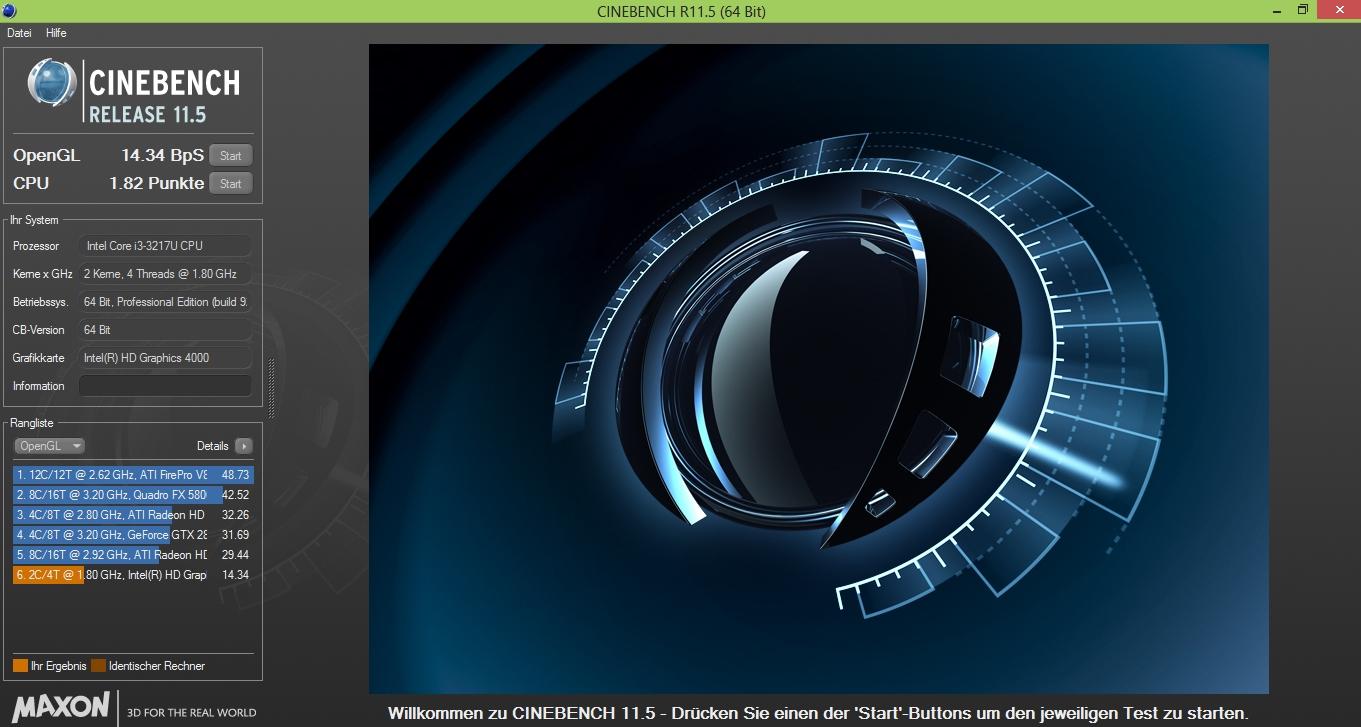 Klicke auf die Grafik für eine größere Ansicht  Name:cinebench 11.5.jpg Hits:515 Größe:481,1 KB ID:326826