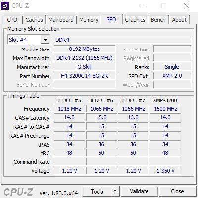 Klicke auf die Grafik für eine größere Ansicht  Name:CPUZ SPD Slot4.jpg Hits:5 Größe:38,8 KB ID:670034