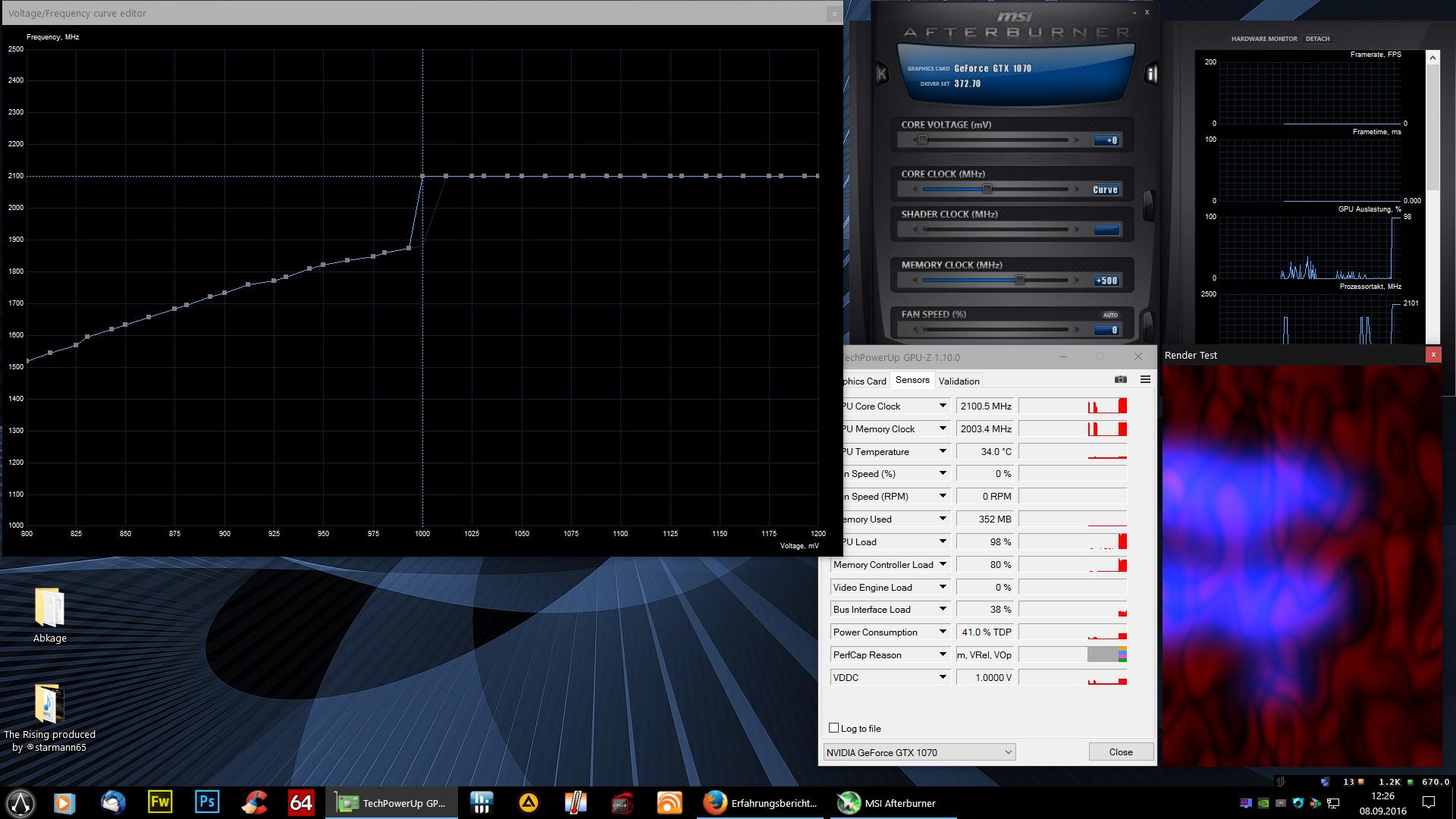 Klicke auf die Grafik für eine größere Ansicht  Name:Curve-Profil 2100 MHz bei 1,0 Volt.jpg Hits:230 Größe:872,9 KB ID:579513