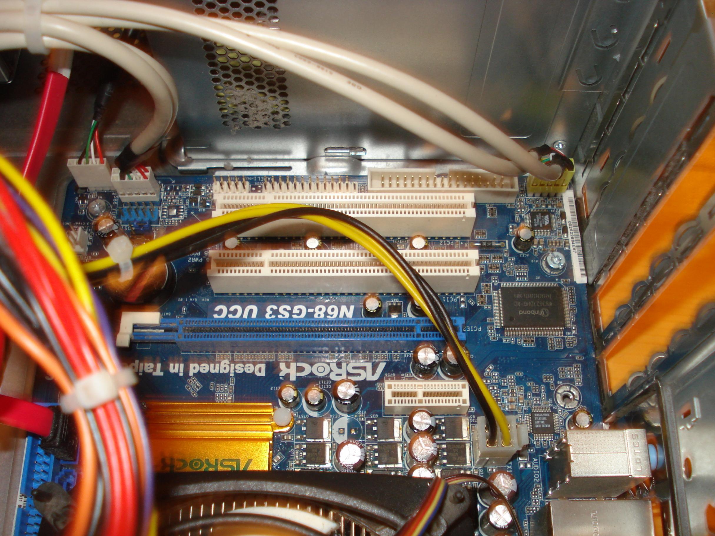 Netzteil falsch verkabelt? PC läuft nicht an.   ComputerBase Forum