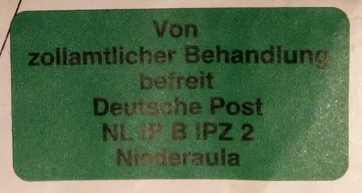 Klicke auf die Grafik für eine größere Ansicht  Name:Grüner Zoll Sticker.jpg Hits:52 Größe:135,4 KB ID:592671