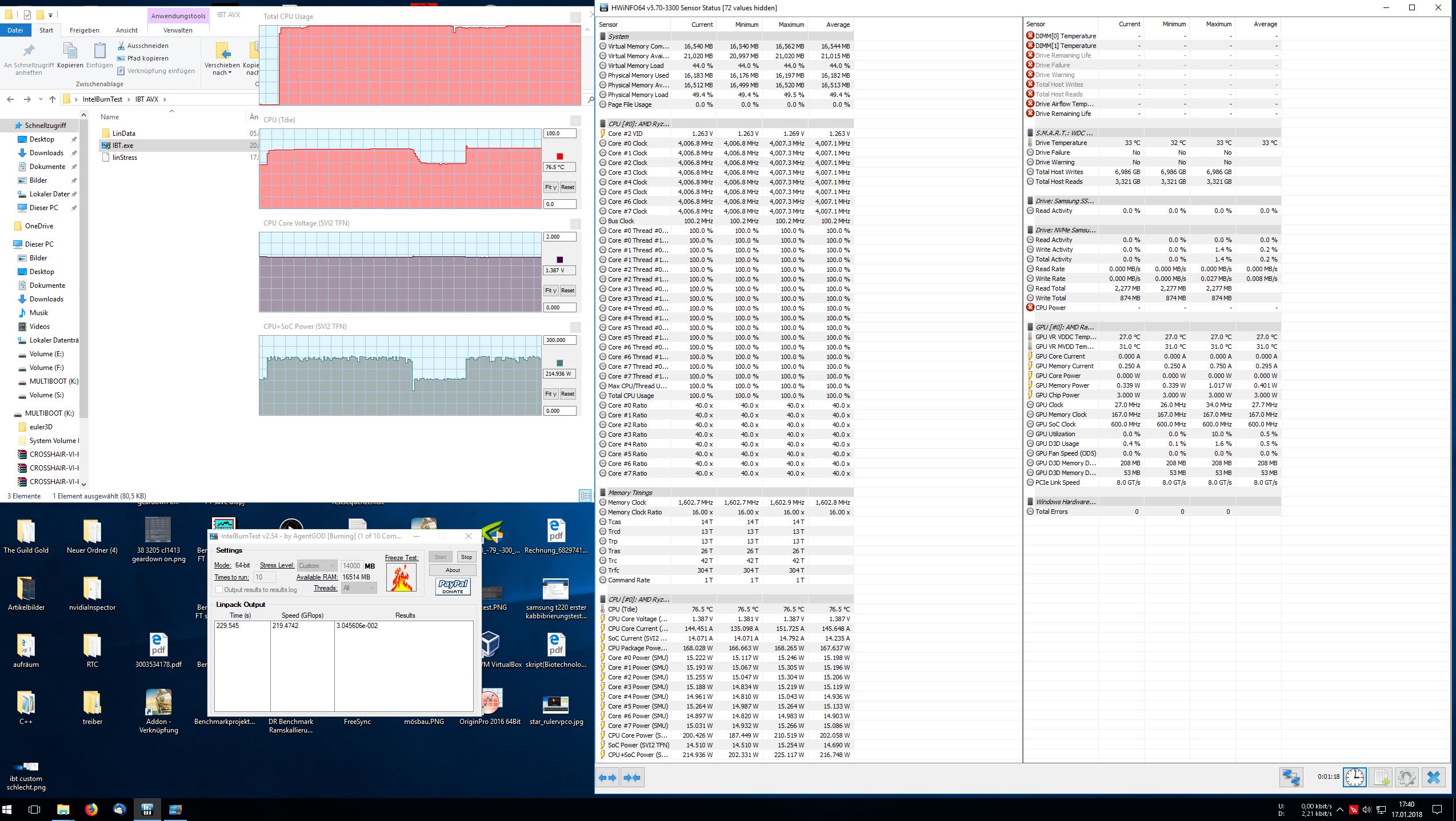 Klicke auf die Grafik für eine größere Ansicht  Name:ibt avx custom 4GHz_Gesamt 330W.png Hits:32 Größe:462,4 KB ID:661889