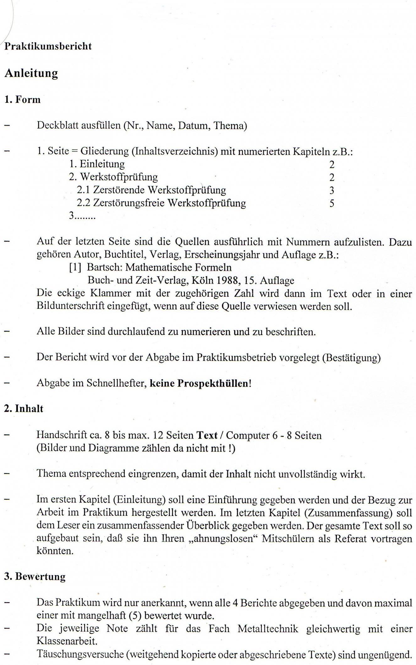 Charmant Buch Bericht Gliederung Vorlage Bilder - Beispiel ...
