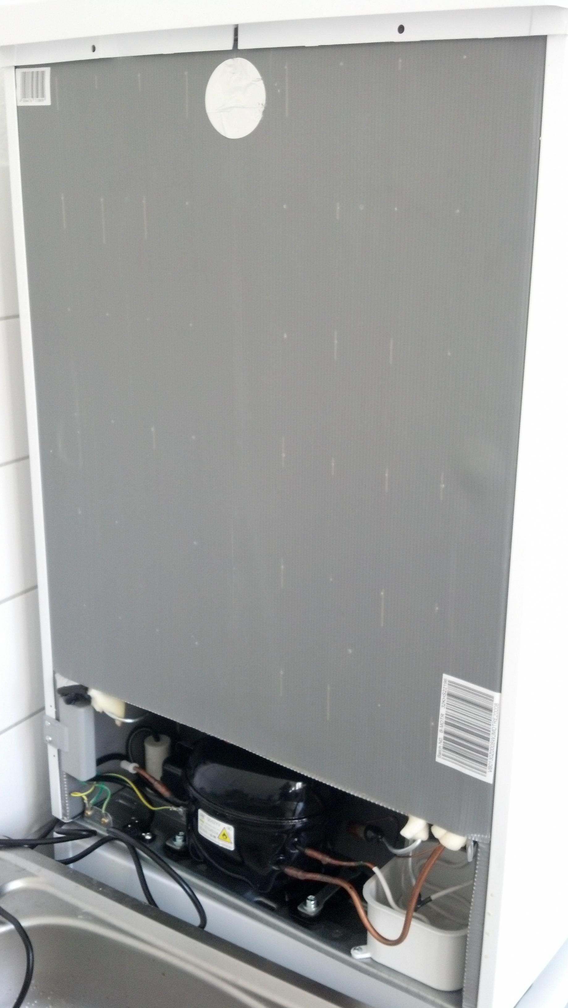 Kühlschrank installieren - ComputerBase Forum