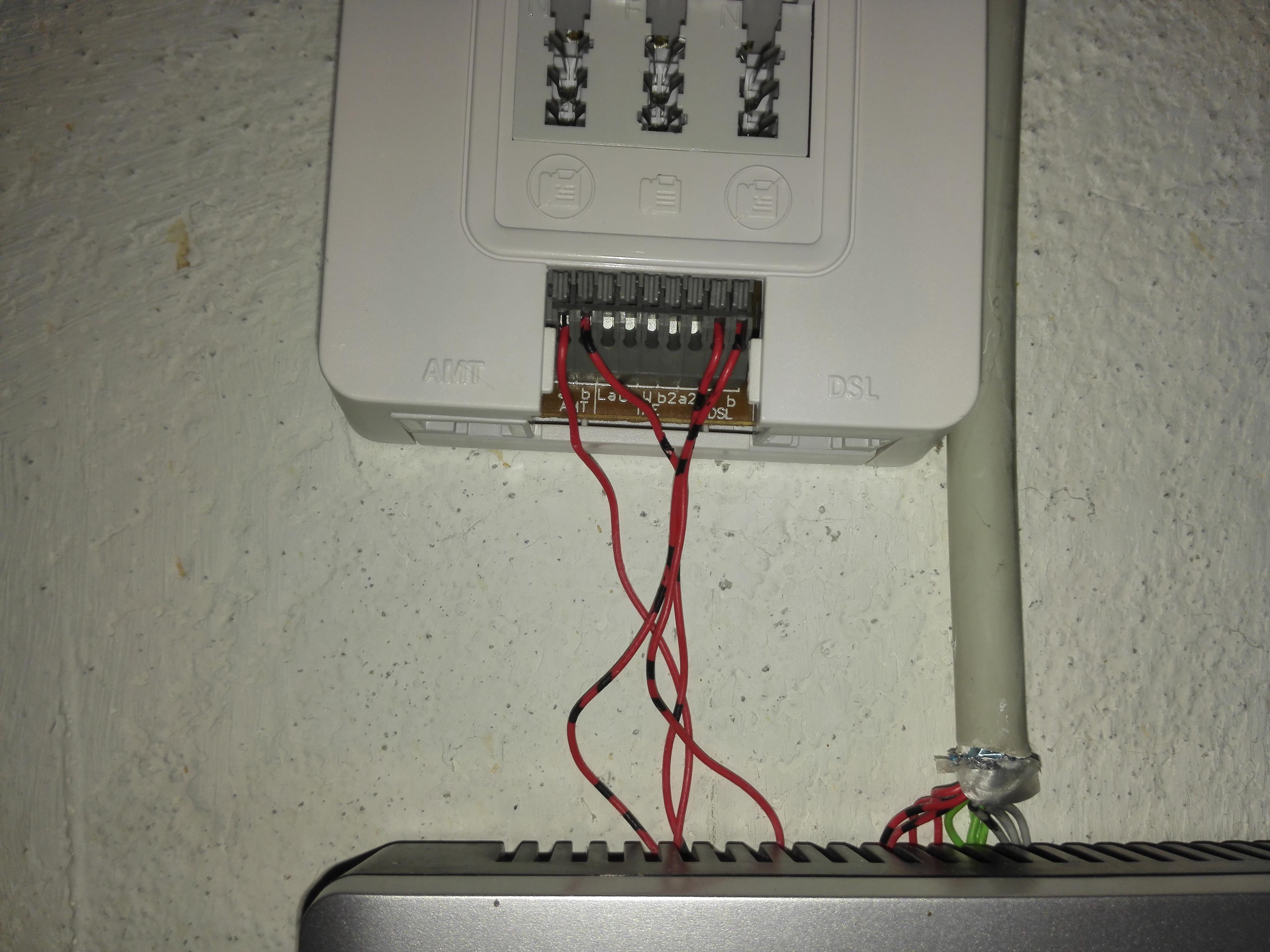 Umstieg ISDN -> VOIP. Verkabelung? | ComputerBase Forum