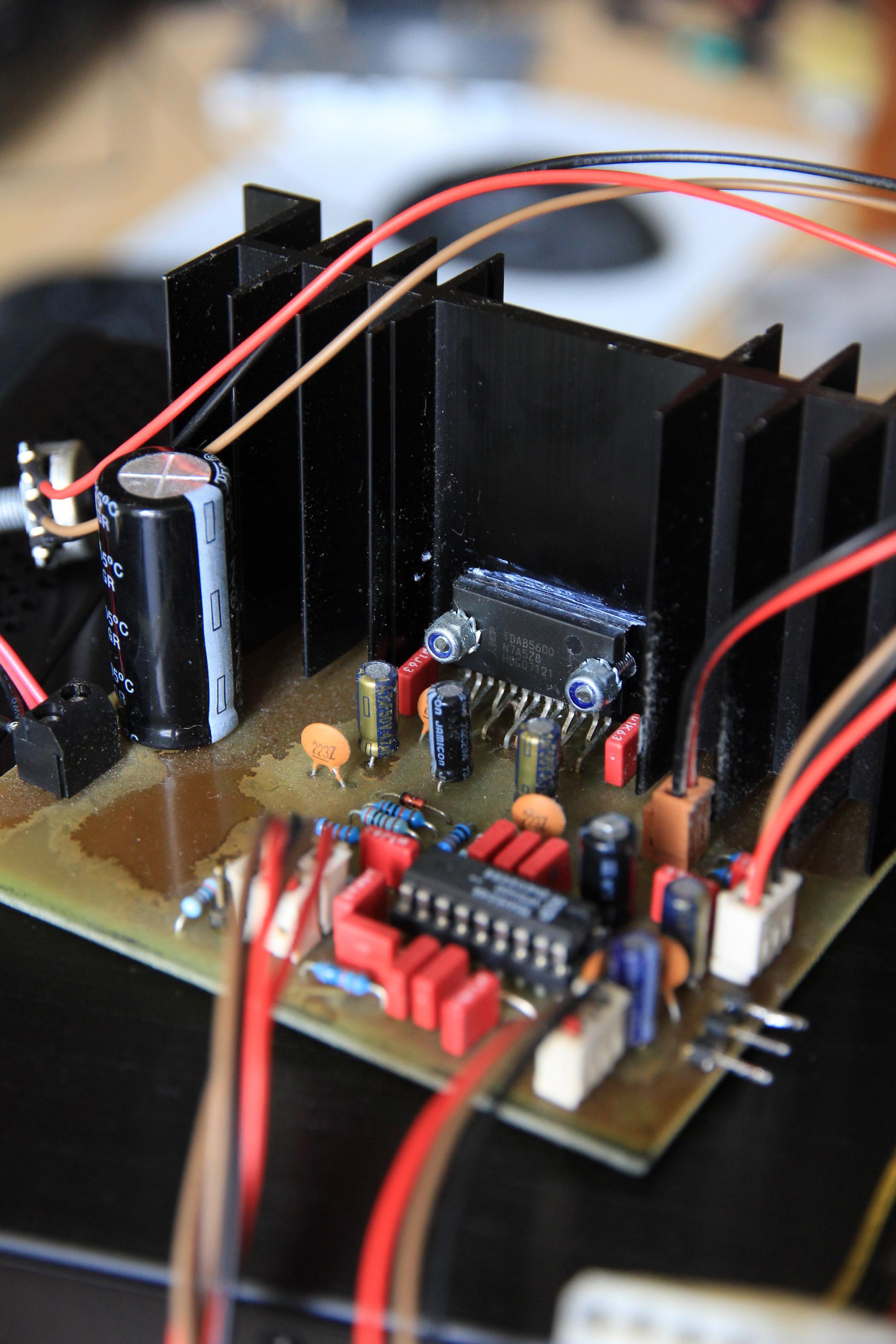 Projekt] Mein eigenes Internetradio | ComputerBase Forum