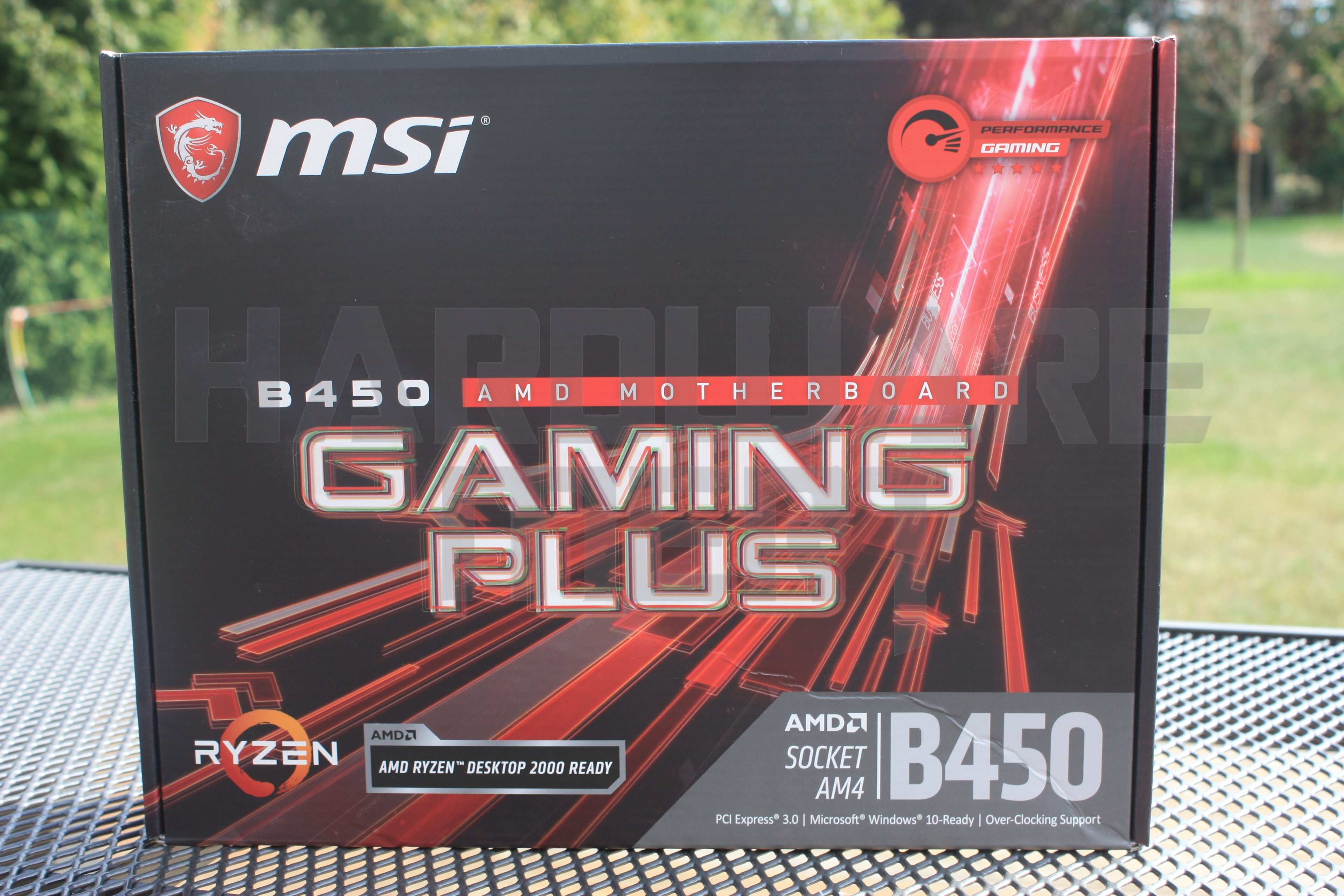 MSI B450 Gaming Plus - Review | ComputerBase Forum