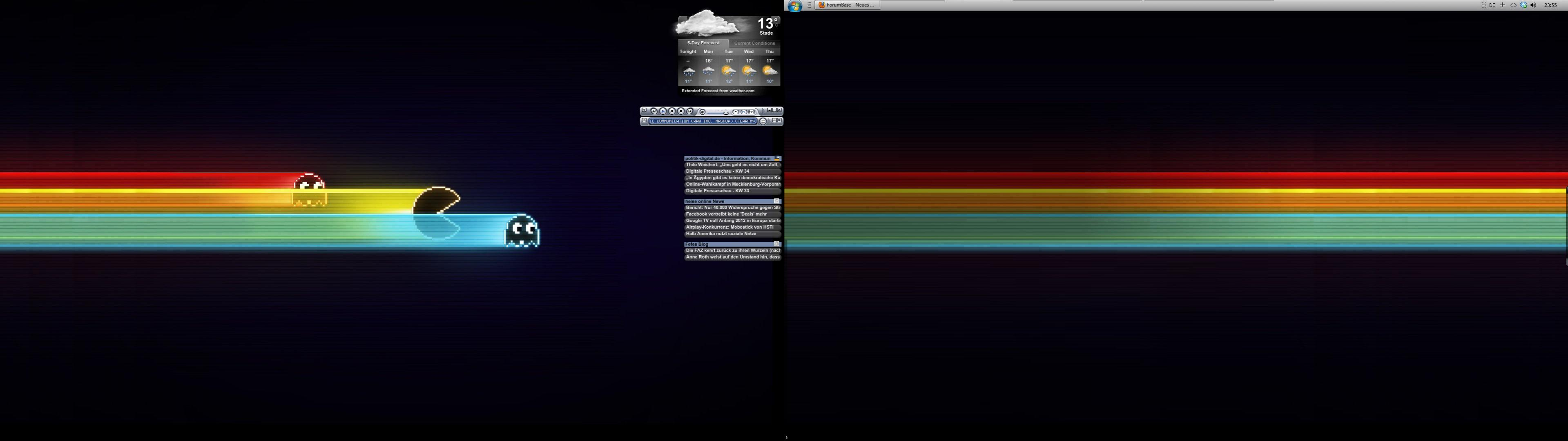 doppel wallpaper primarer monitor rechts computerbase forum doppel wallpaper primarer monitor
