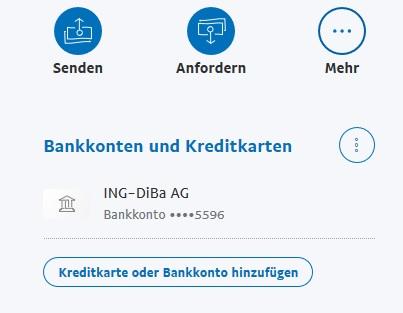 Vom Paypalkonto Auf Bankkonto