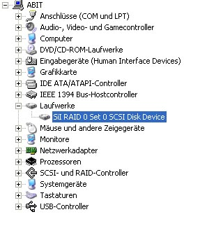 ST3WOLF SCSI CONTROLLER DRIVER