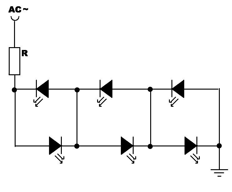 Reihenschaltung vieler LEDs - ComputerBase Forum