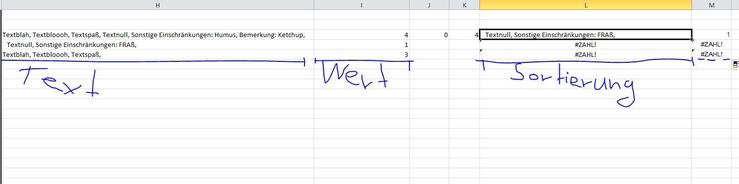 Excel Daten mit Formel sortieren | ComputerBase Forum