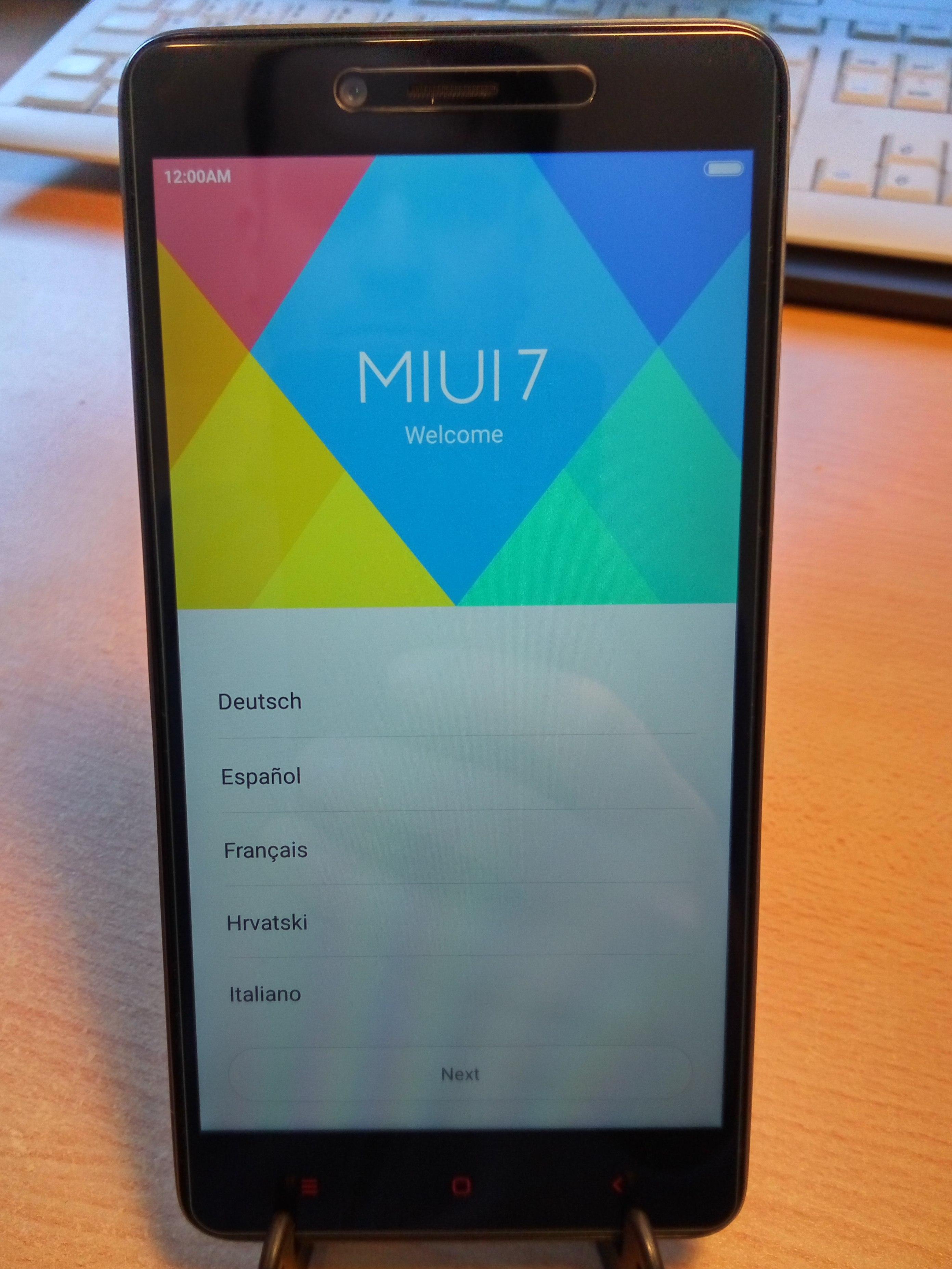 Kurzreview Xiaomi Redmi Note 2 Prime 55 Smartphone Mit Tempered Glass