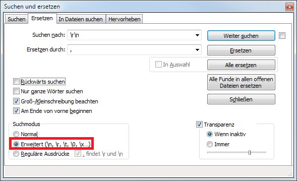 notepad++suchenersetzenzeilenumbruchgegenkomma.png