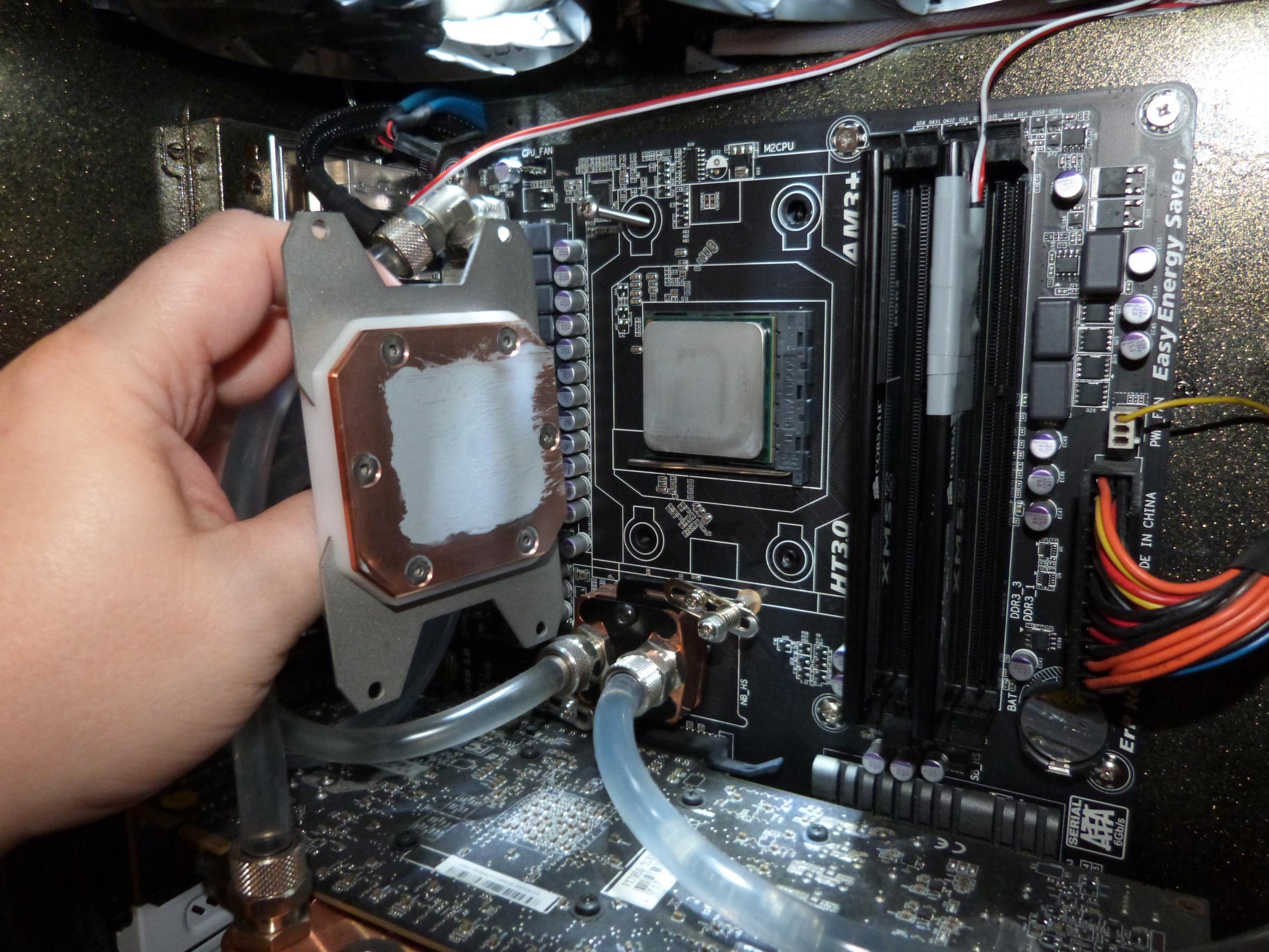 AMD A10-6800k - Temperatur zu hoch, Lüfter zu laut | ComputerBase Forum
