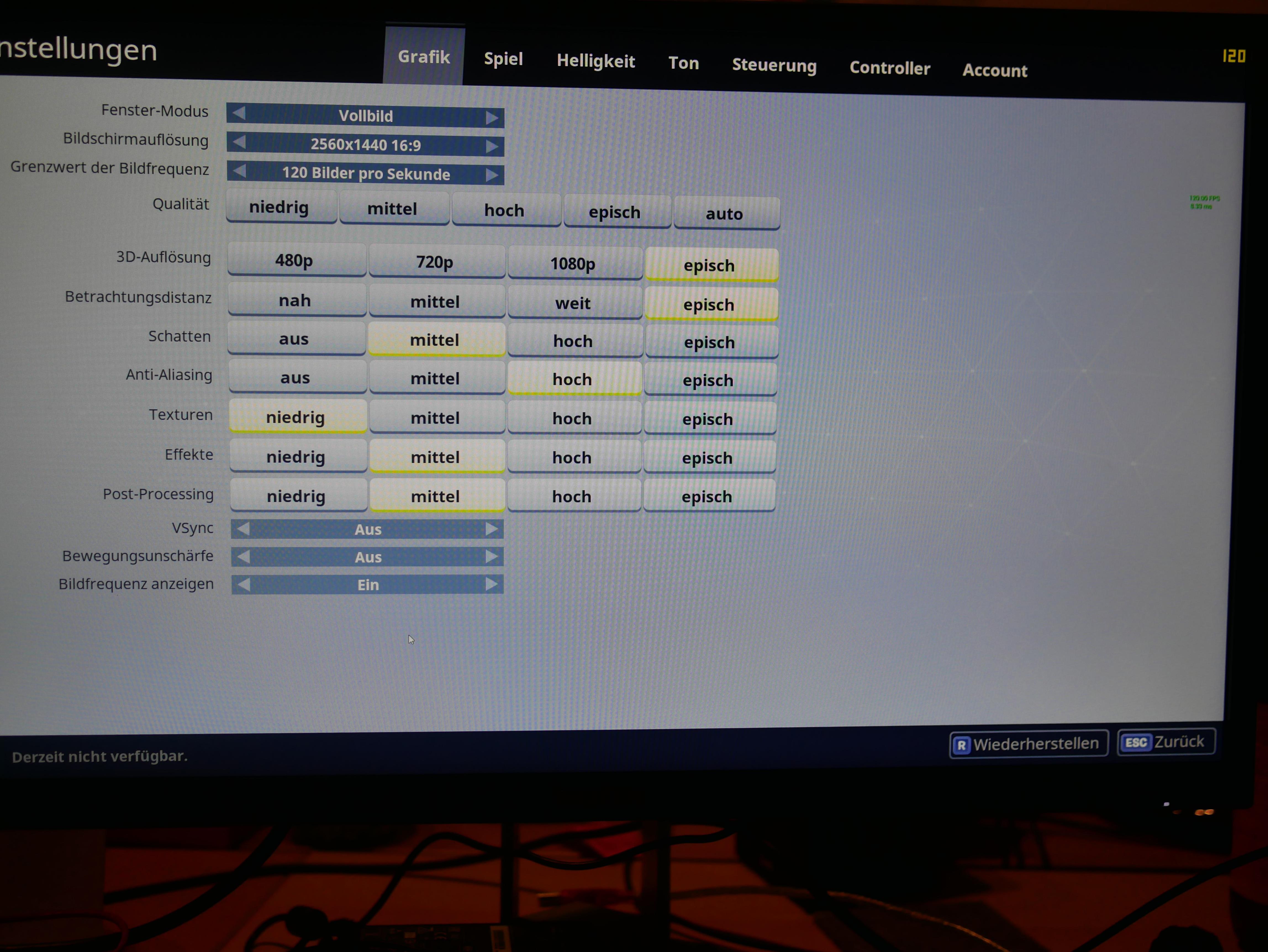 Fortnite fps limit| Seite 2 | ComputerBase Forum