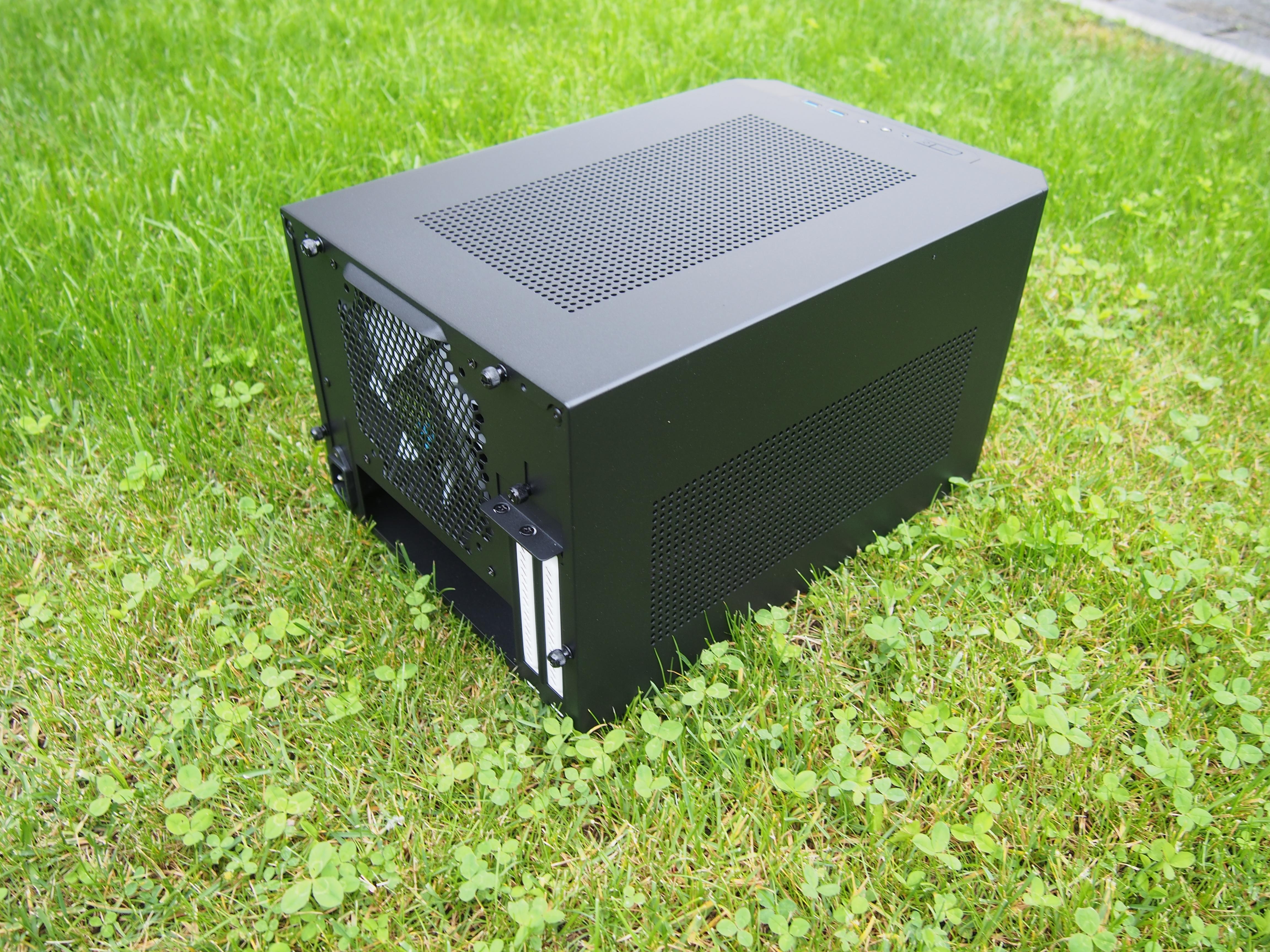 Leserartikel - Fractal Design Core 500 Mini ITX | ComputerBase Forum