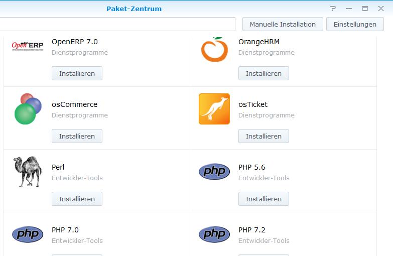 Xampp php 7.2