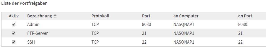 NAS Qnap FTP über TLS einstellen   ComputerBase Forum