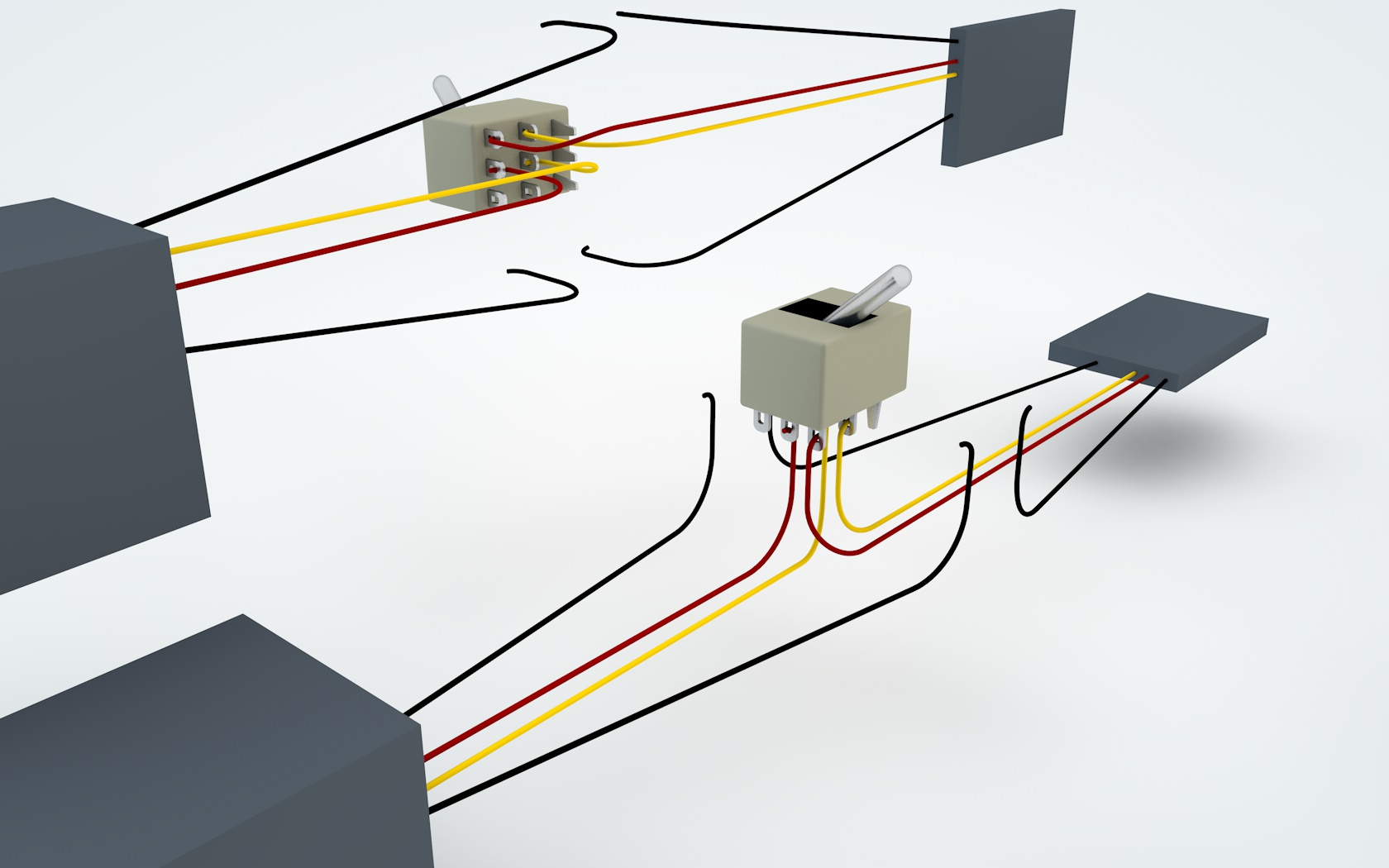Projekt Led Kippschalter an festplatte - ComputerBase Forum