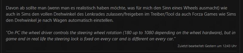 Forza - Forza Horizon 4 | G920 | unfahrbar | ComputerBase Forum