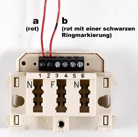 Wechsel auf VOIP: Verkabelung von Hausübergabepunkt zu Fritzbox 7490 ...