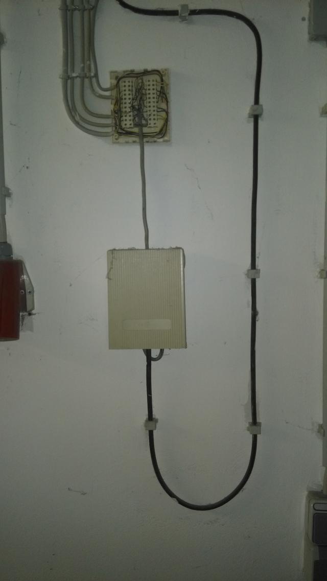 DSL Anschluss selbst umverdrahten - Umzug im gleichen Haus ...