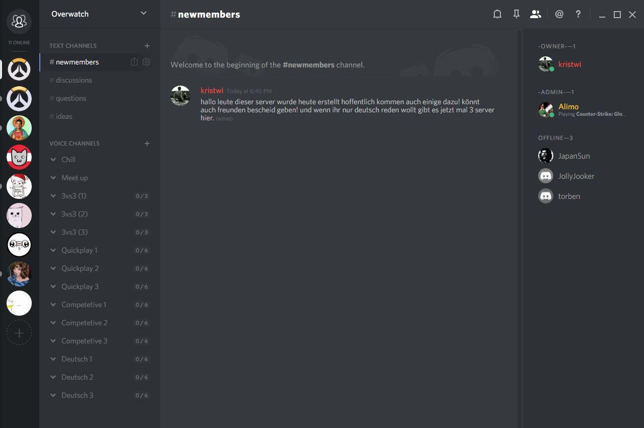 Overwatch - Overwatch German Discord Server   ComputerBase Forum