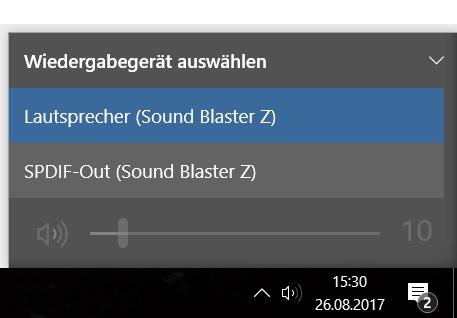 usb headset und lautsprecher gleichzeitig windows 10